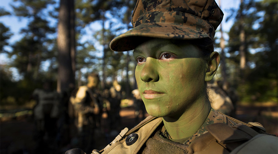 More nude photos of female military personnel shared online, 1 year after Marines United scandal