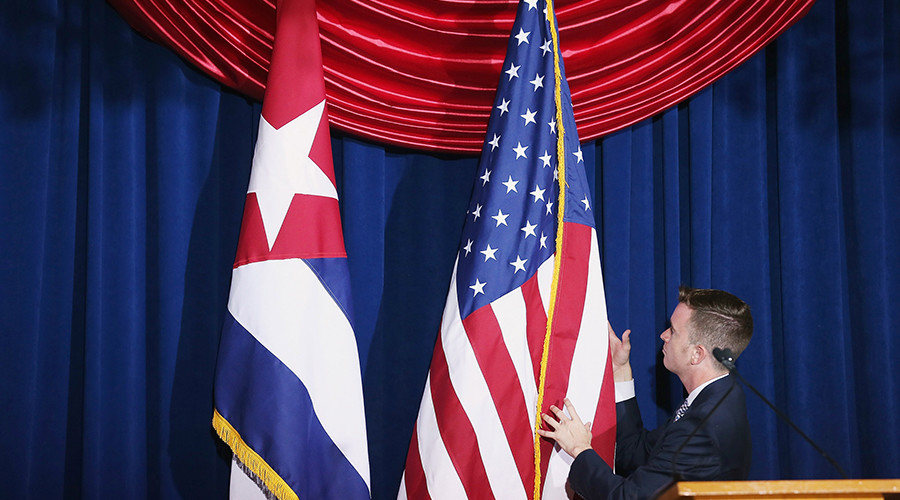Russia boosting trade with Cuba as US backs away
