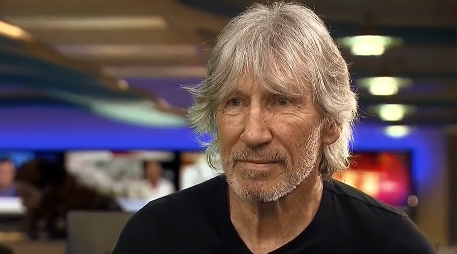 Pink Floyd's Roger Waters hits out at musicians for crossing Israel 'picket line'
