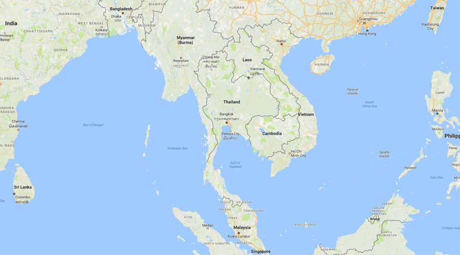China malaysia break ground on 13bn railway under belt and road google map publicscrutiny Images