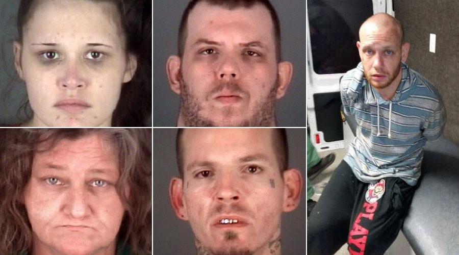 Neo-Nazi criminal gang arrested in Florida meth swoop