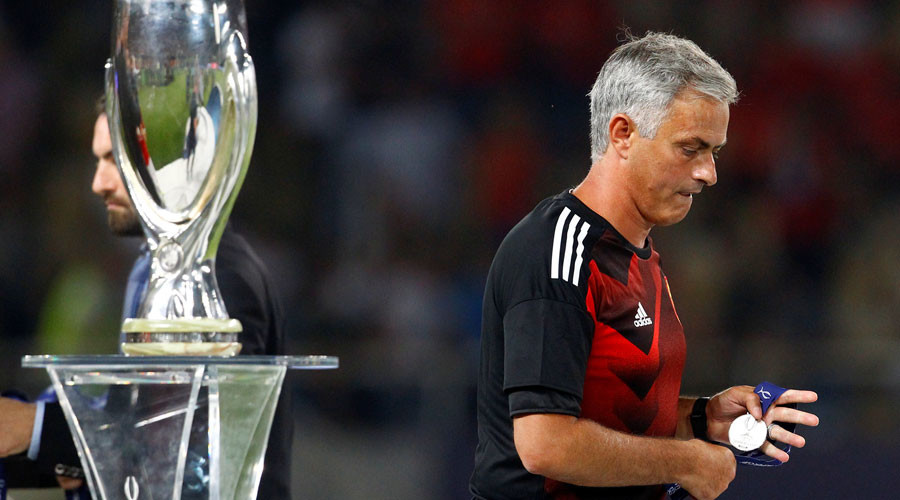 8yo who received Super Cup medal from Jose Mourinho vows to win Ballon d'Or