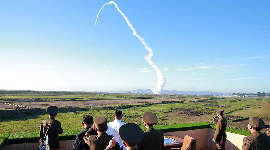 'N. Korea builds up nukes & military in fear of US intervention'