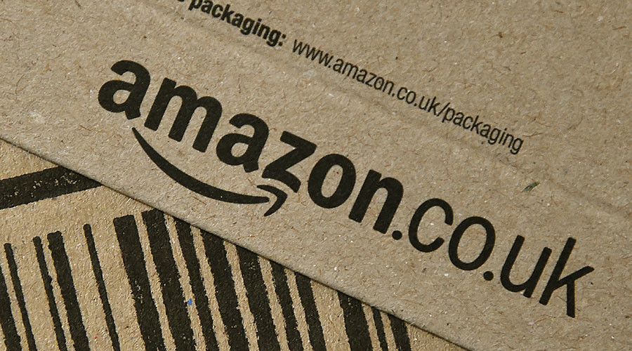 Amazon on defensive after UK tax bill falls while revenues soar