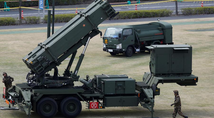 Japan mulls deploying Patriot missile defense as N. Korea threatens airstrike near Guam – officials
