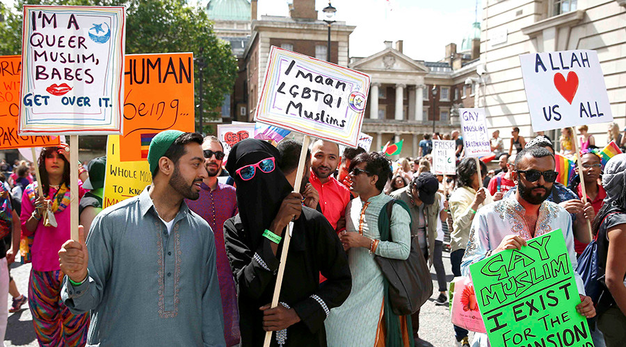 British ex-Muslims vow to 'boldly' challenge Islam over LGBT persecution