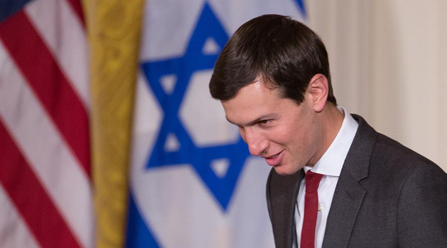 Jared Kushner's White House task force to break ice in Arab-Israeli peace talks