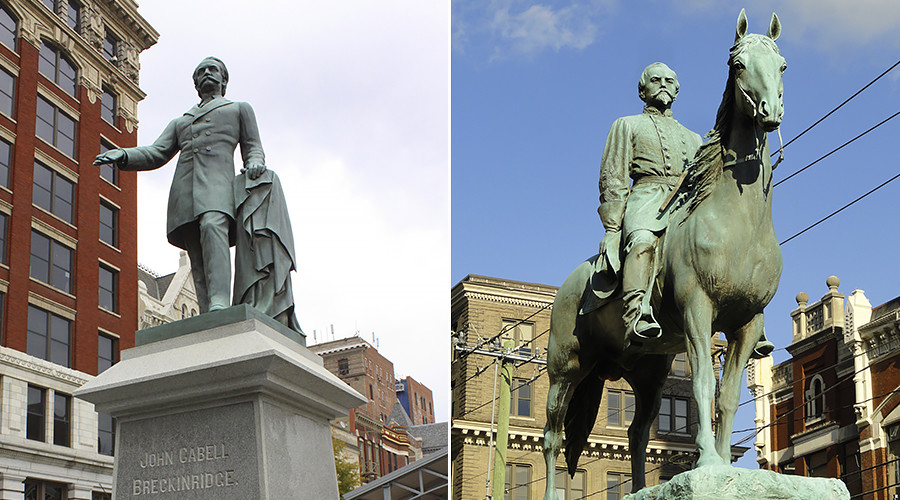 Kentucky to speed up relocation of Confederate monuments after Charlottesville violence