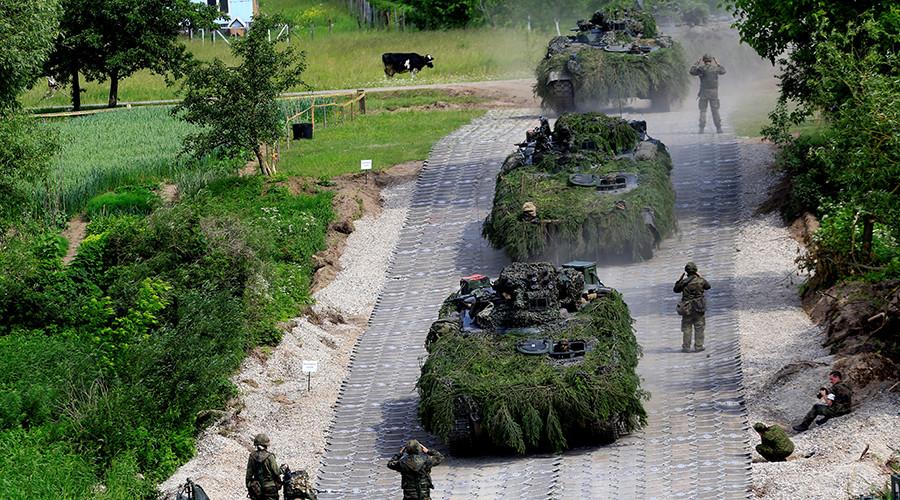 Zapped over Zapad: NATO double think on war games reaches brain-dead condition