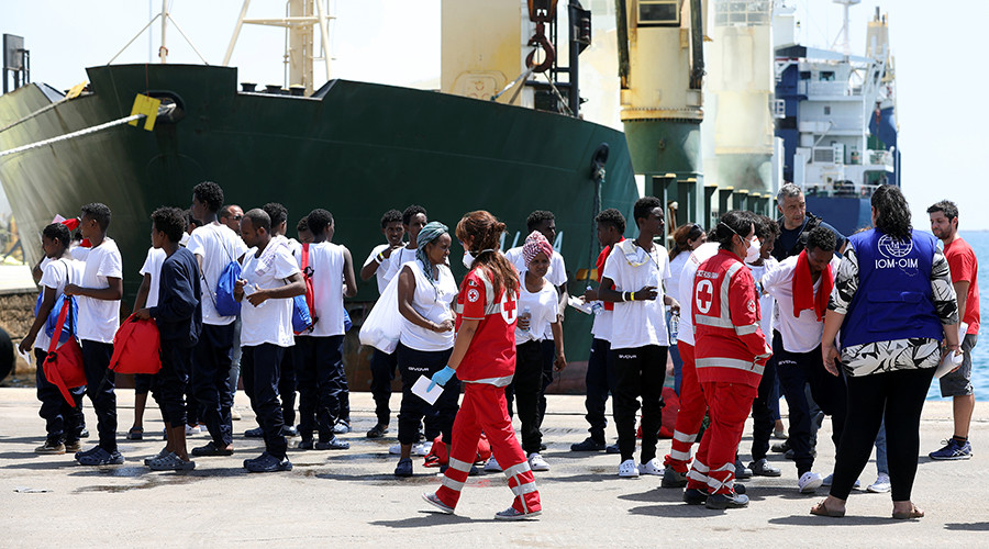 3 NGOs suspend migrant rescues over 'threats' from Libya