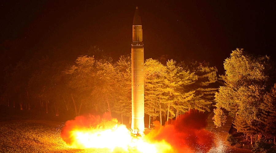 Kiev in immediate denial of reports that N. Korea used Ukrainian engines for missile 'success'