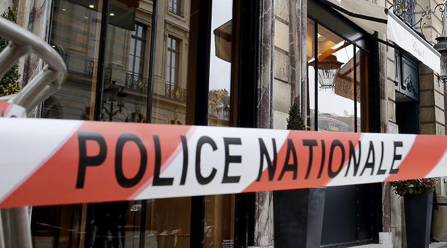 Car rams into restaurant east of Paris, kills 13yo girl & severely injures others