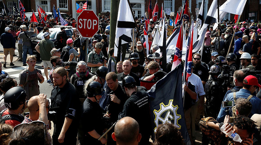 Welcome to Charlottesville - proof that political correctness is wrecking America