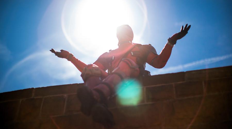 Stuntwoman dies on set of 'Deadpool' following motorcycle crash