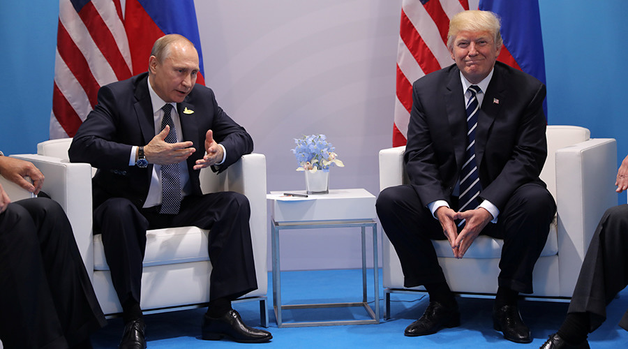 Most countries, including US allies, trust Putin more than Trump on foreign policy – poll