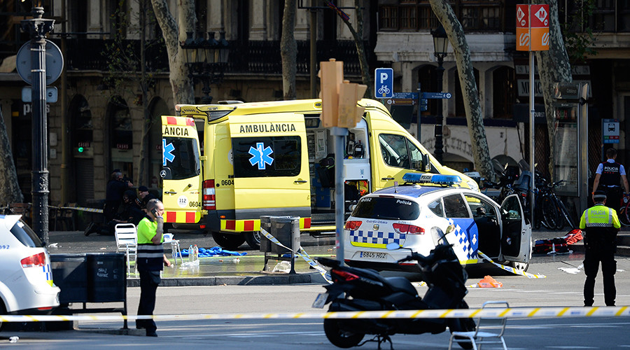 Catalonia carnage: 14 dead, 100+ injured as police manhunt ongoing
