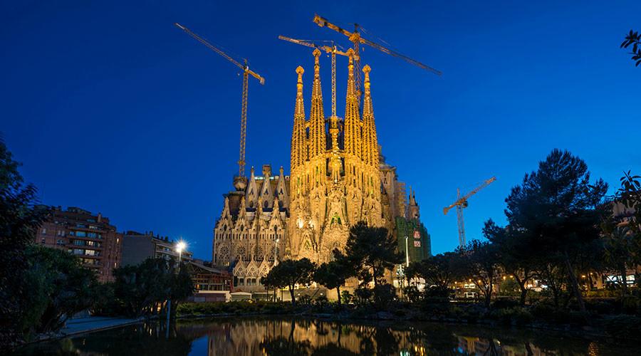 Barcelona's iconic Sagrada Familia was prime target of terrorists' botched bombing plot – report