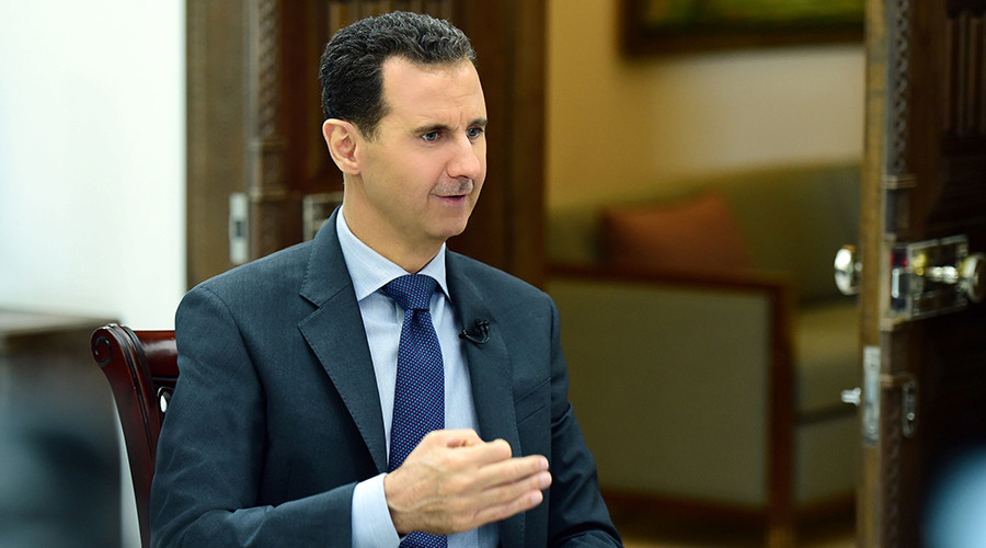 No role for West & allies in Syria until they cut support to terrorists – Assad
