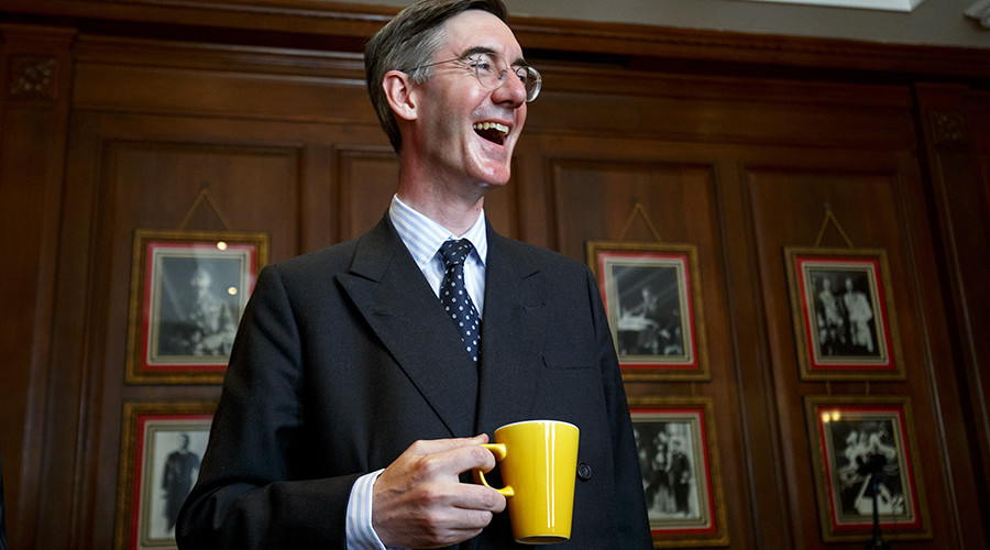 'Wannabe PM' Jacob Rees-Mogg has raked in £4mn since becoming MP