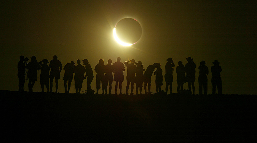 Solar eclipse to cost American businesses $700mn in lost productivity