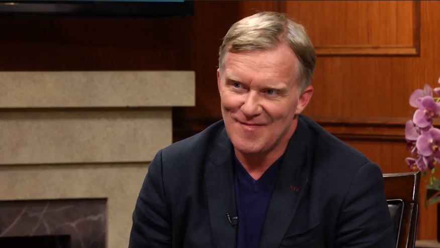 Anthony Michael Hall on Brad Pitt, John Hughes, & longevity