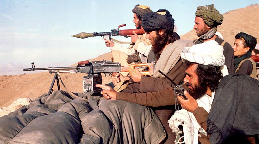 Tillerson vows Afghan peace talks to make Taliban 'legitimate' while Trump hesitates
