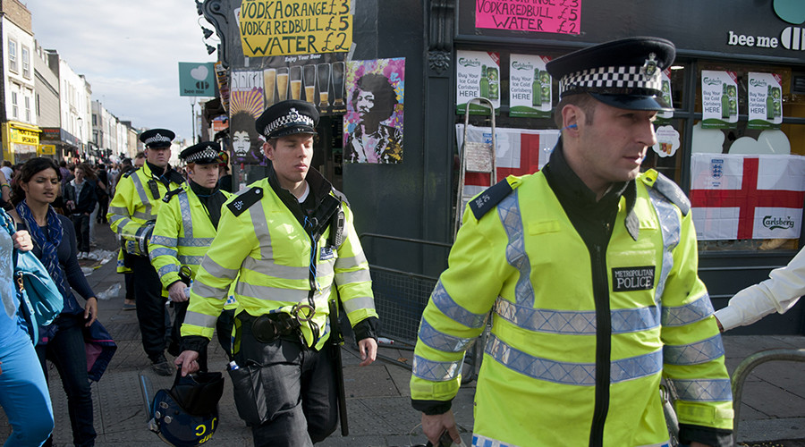 Police make 26 'preemptive' gangland arrests ahead of Notting Hill Carnival