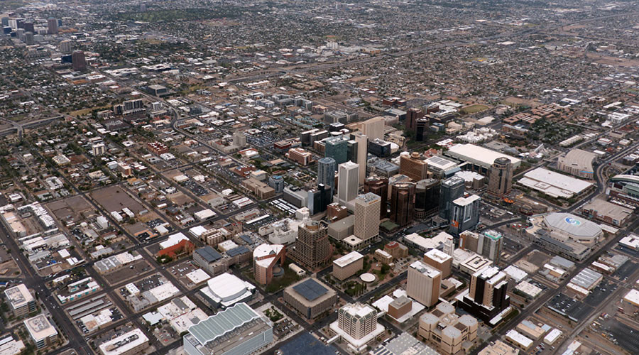 Judicial Watch accuses left-wing group of ordering Phoenix to become a sanctuary city