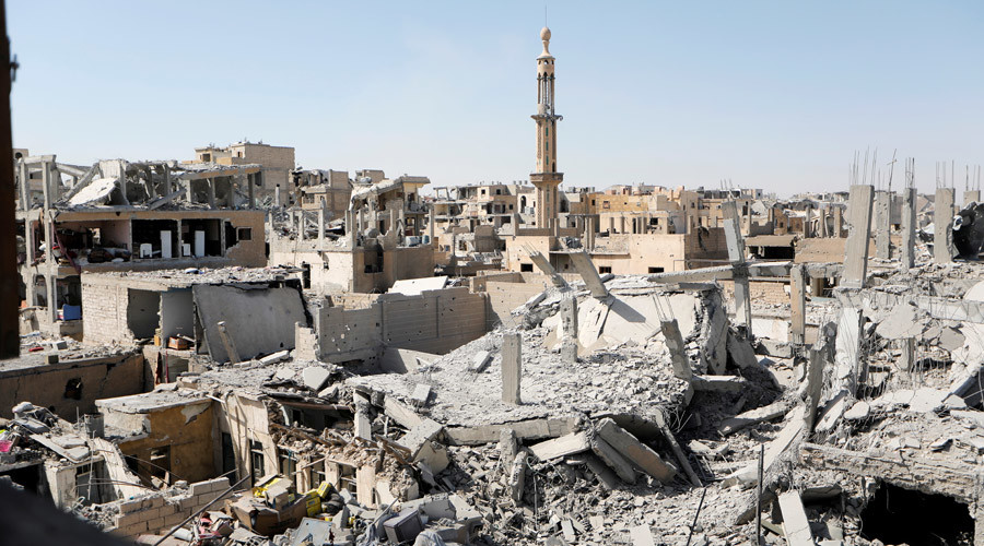 'Since 2001, US has renormalized the bombing of civilian areas'