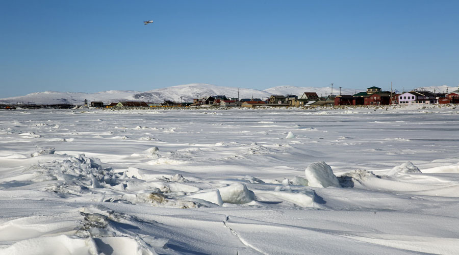 Alaska's thawing permafrost could be gone in decades – study