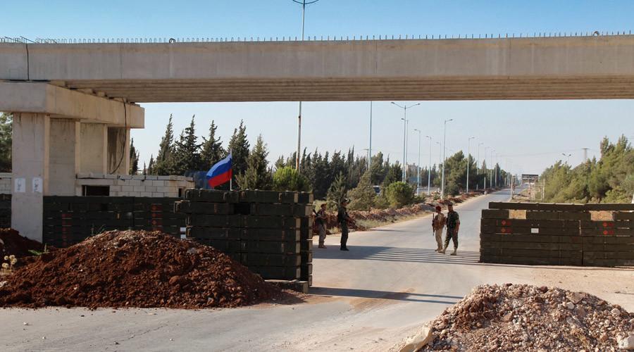 Civil war in Syria 'de-facto over' – Russian defense minister