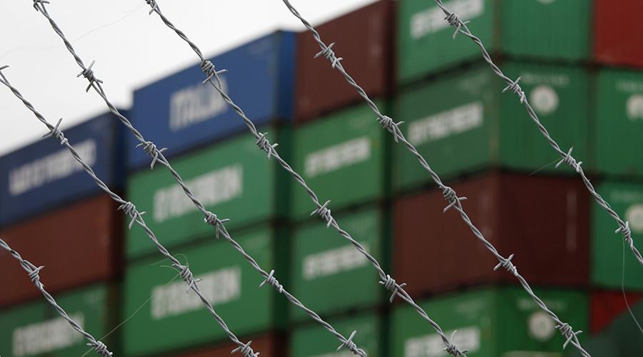Beijing accuses Trump of 'sabotaging' existing world trade setup