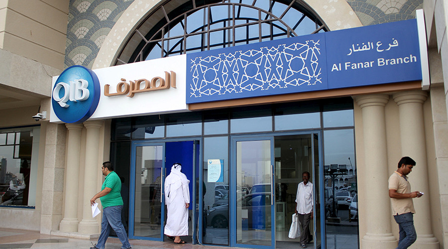 Qatar banks under Arab boycott seek Asian & European funding