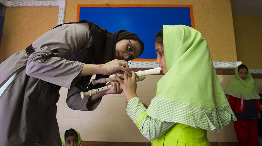 Iran's 'ugly teacher' guidelines ban applicants with acne, moles or bad teeth