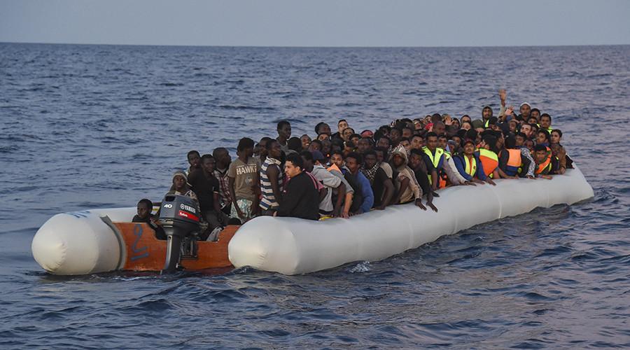 Migrant traffickers brag about bribing British-backed Libyan coastguard