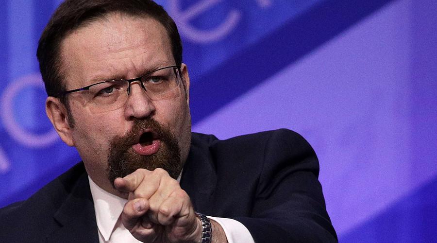 Counterterrorism advisor Gorka out of White House, following Bannon & Scaramucci – reports