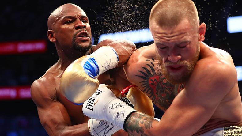 Mayweather TKOs McGregor in 10th round of The Money Fight