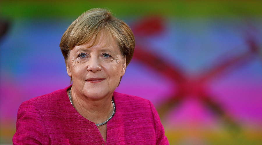 No regrets: Merkel defends open-door policy as election draws near