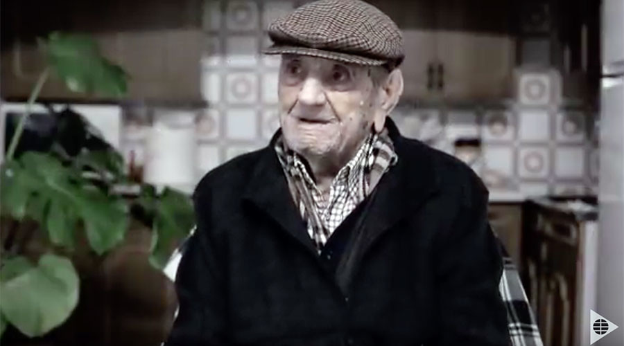 112yo Spanish veteran claims title of world's oldest living man