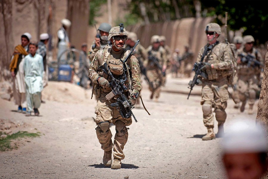 $9.7mn in property lost in Afghanistan, Pentagon's watchdog says