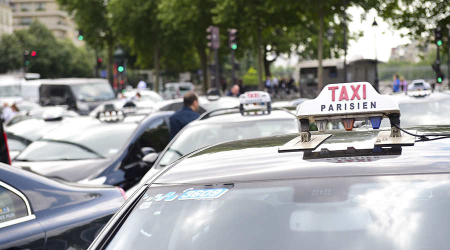 Is women-specific taxi service in Paris just a sexist marketing ploy?