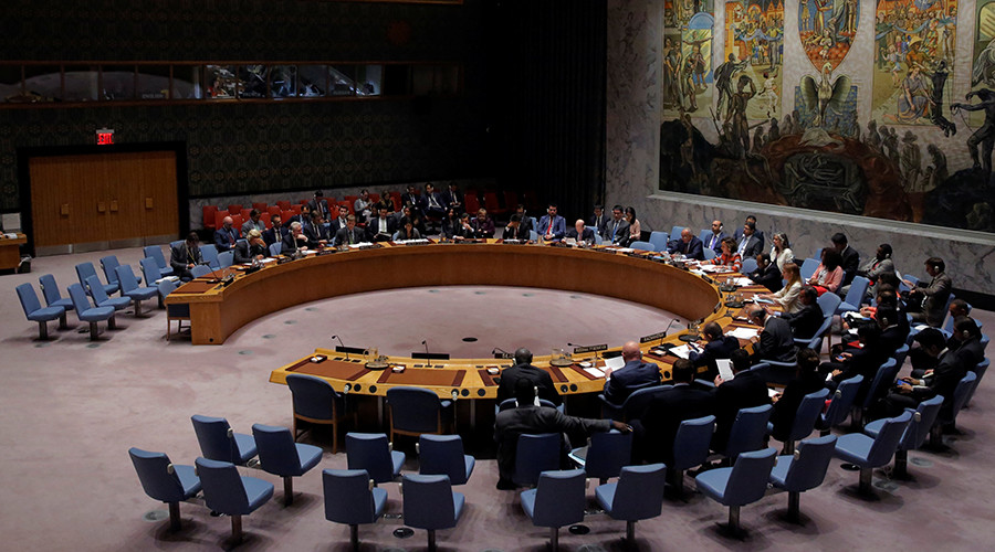 Tokyo & Seoul seek 'maximum pressure' after UNSC condemns Pyongyang's 'outrageous' missile test