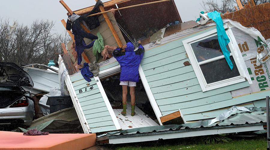 Hurricane Harvey: Tales of heartache & heroism in Texas