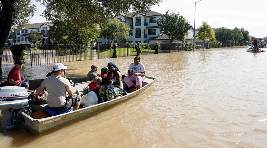 Union groups charged with exploitation seeking Harvey funds