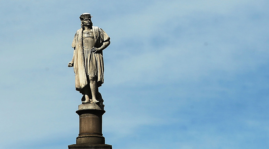 LA changes Columbus Day to 'Indigenous Peoples Day' as statues continue to be destroyed