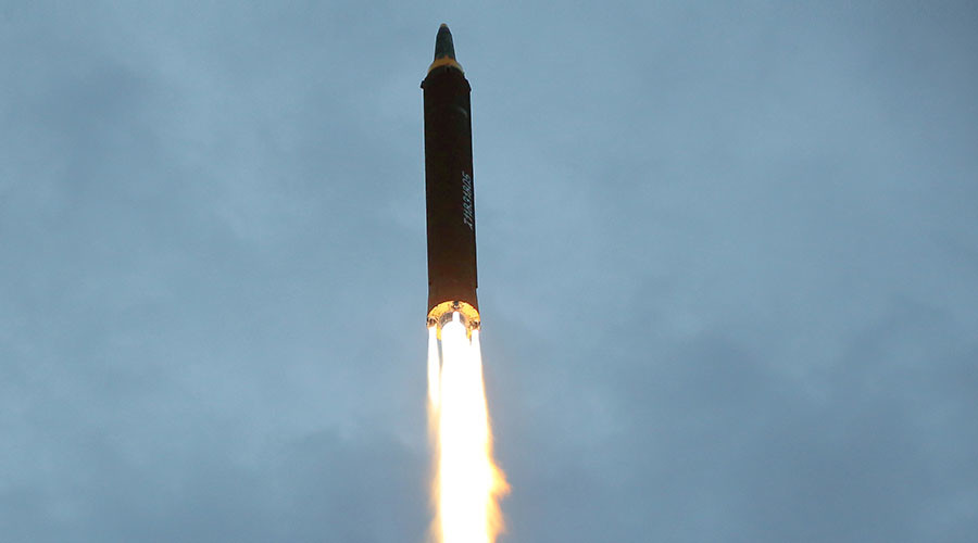 Pyongyang calls latest medium-range missile test a 'prelude to containing Guam'