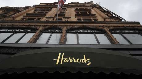 Liquid thrown in man's face outside Harrods in suspected acid attack