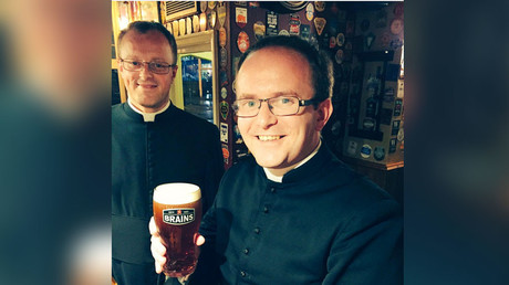 'Seven priests walk into a bar...' Pub says sorry after refusing service to 'stag' seminarians