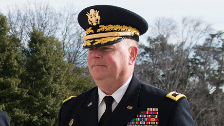 As a general rule: Trump administration adds another military general to civilian leadership