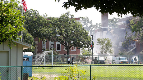 2 dead in Minneapolis school 'gas explosion' (PHOTOS)